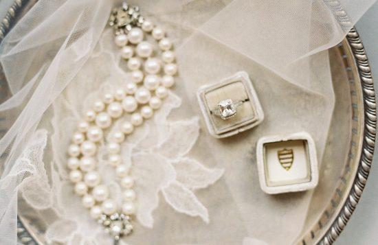 Biżuteria ślubna w stylu vintage 8