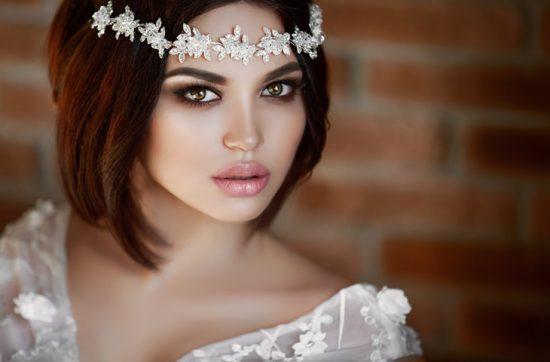 Biżuteryjne wianki ślubne