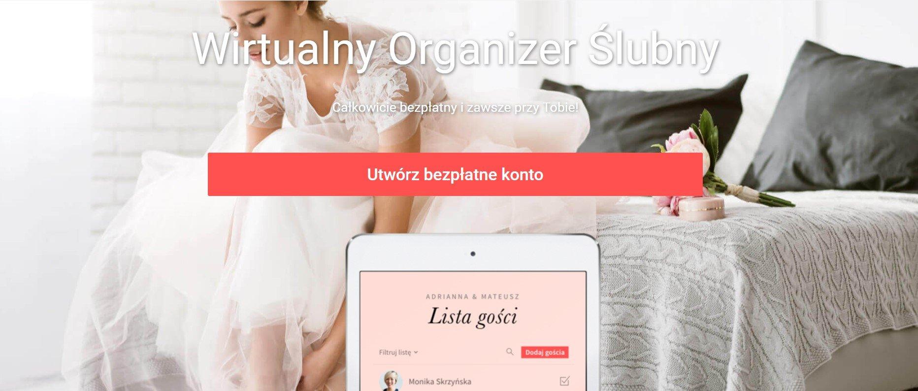 Organizer ślubny Wedding.pl - sposób na błędy w organizacji ślubu i wesela