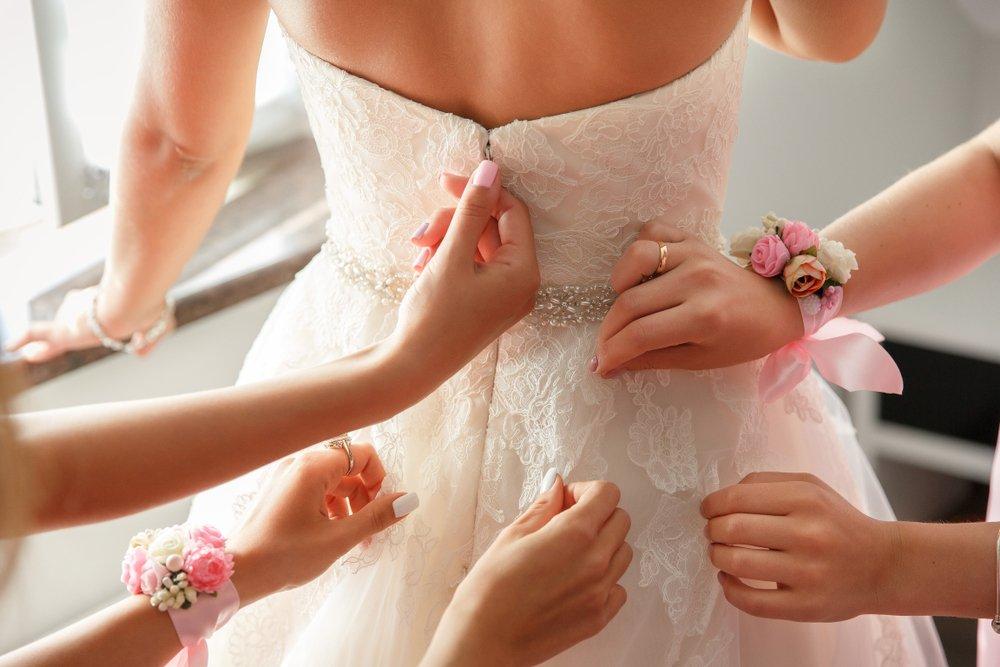 Błędy podczas organizacji ślubu i wesela - Panna Młoda