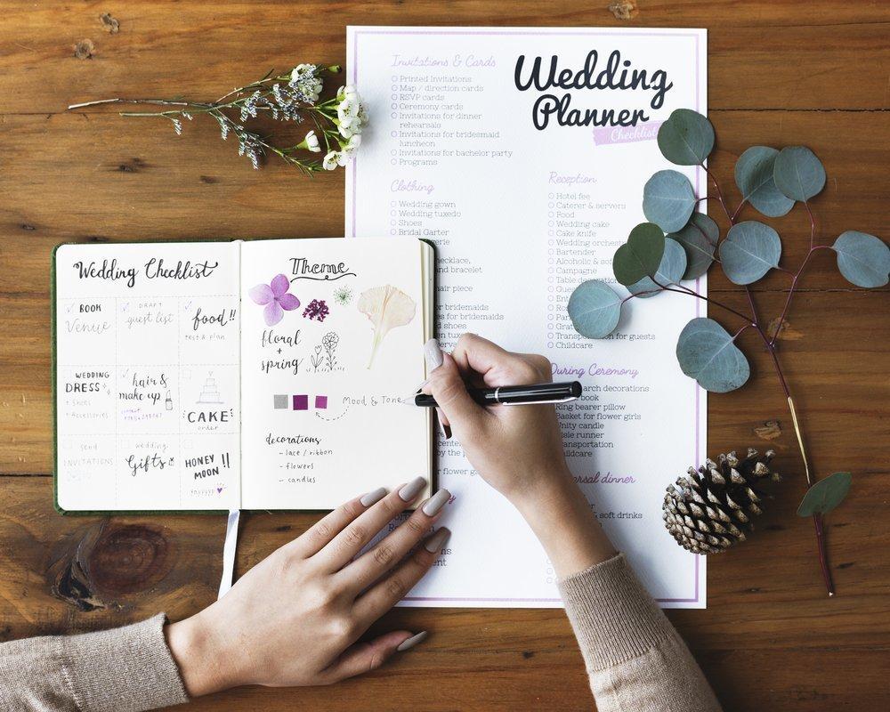 Błędy podczas organizacji ślubu i wesela