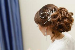 Błędy w ślubnych fryzurach - koki
