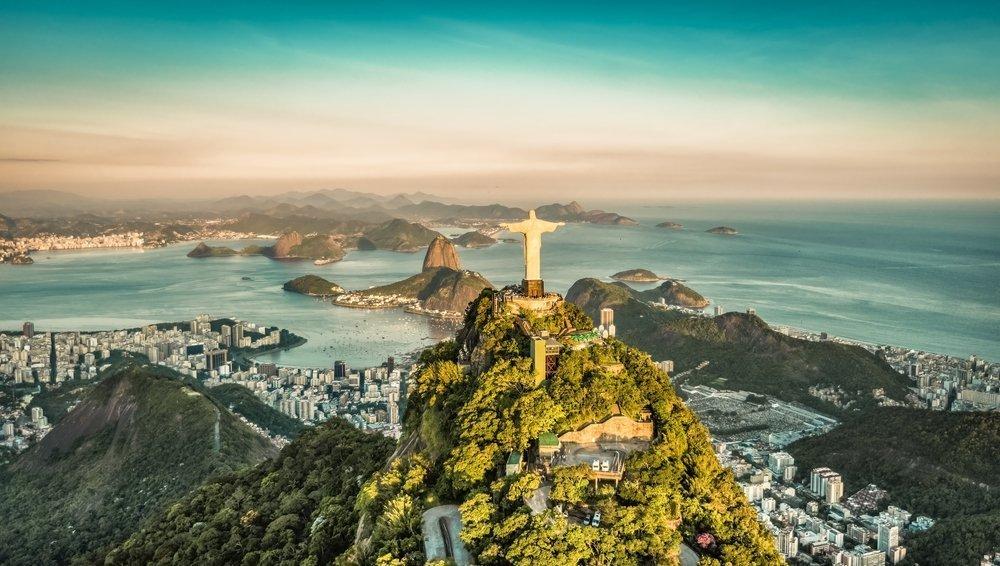 Podróż poślubna - Brazylia, Rio de Janeiro