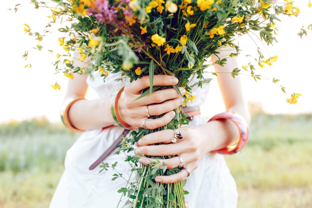 bukiet ślubny na wesele w lipcu - zdjęcie 3