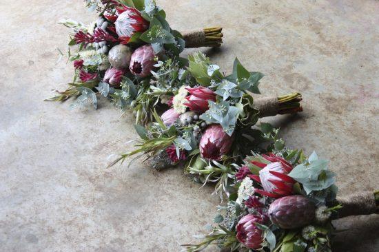 Bukiety ślubne z egzotycznych kwiatów - zdjęcie 10