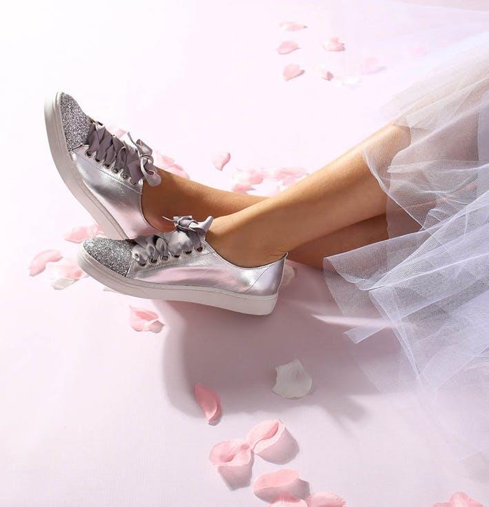 Ślubne trampki