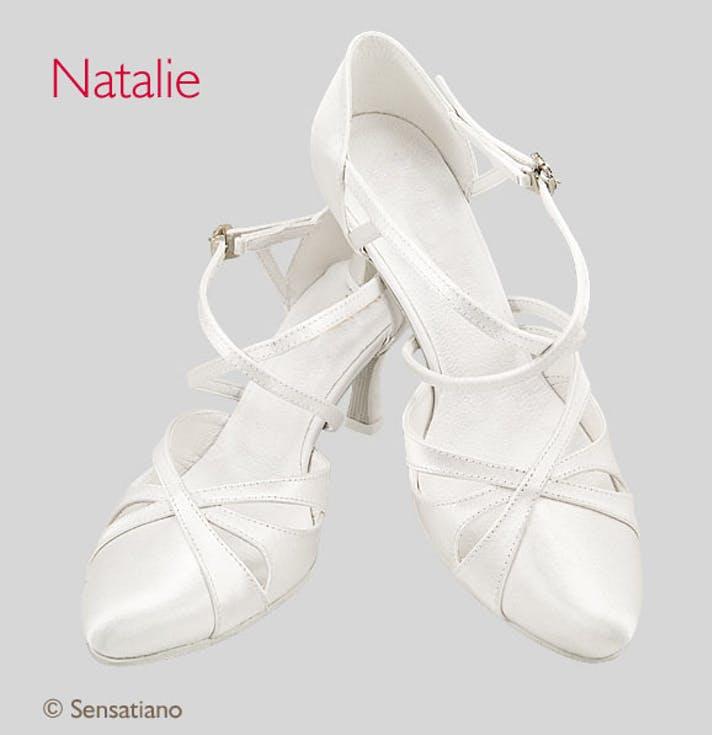 Taneczne buty ślubne