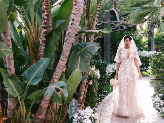 Chanel Iman - piękna modelka i jej ślub - zdjęcie