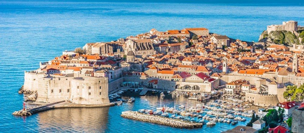 Podróż poślubna - Chorwacja, Dubrownik