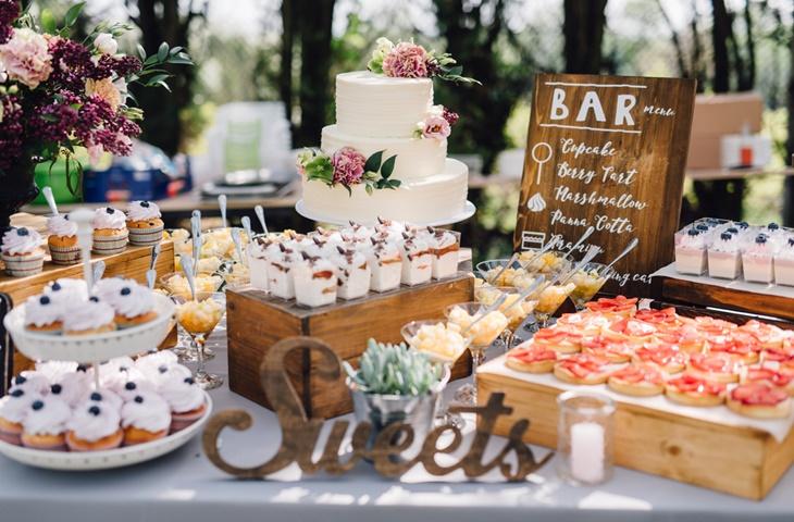 Jakie ciasta sprawdzają się na weselu - zdjęcie 1