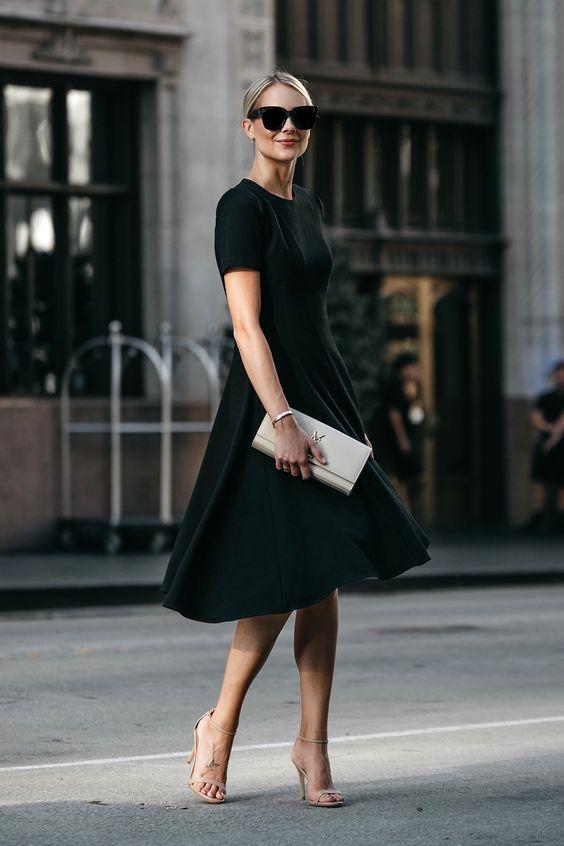 ba1298e5ad Czarna sukienka na wesele - czy wypada  Dress code vs. trendy