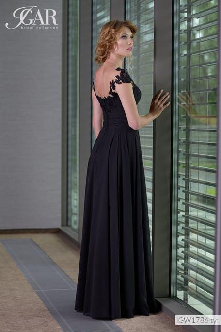 czarna sukienka na wesele 2019 - gdzie kupić