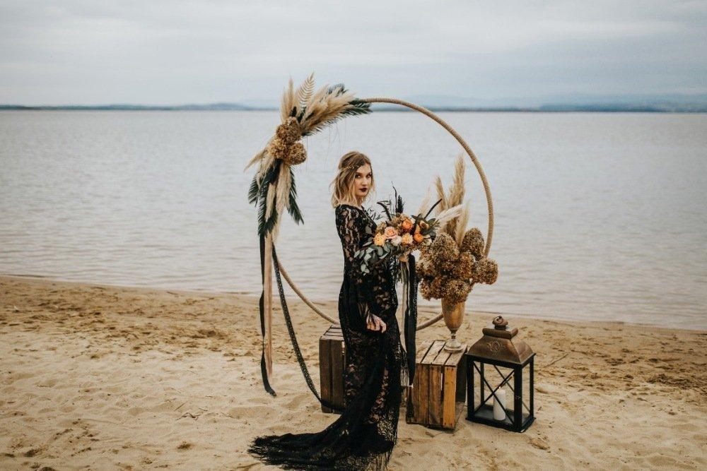 Ślub w czerni