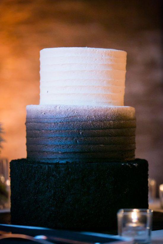 Czarne dodatki ślubne - zdjęcie 12