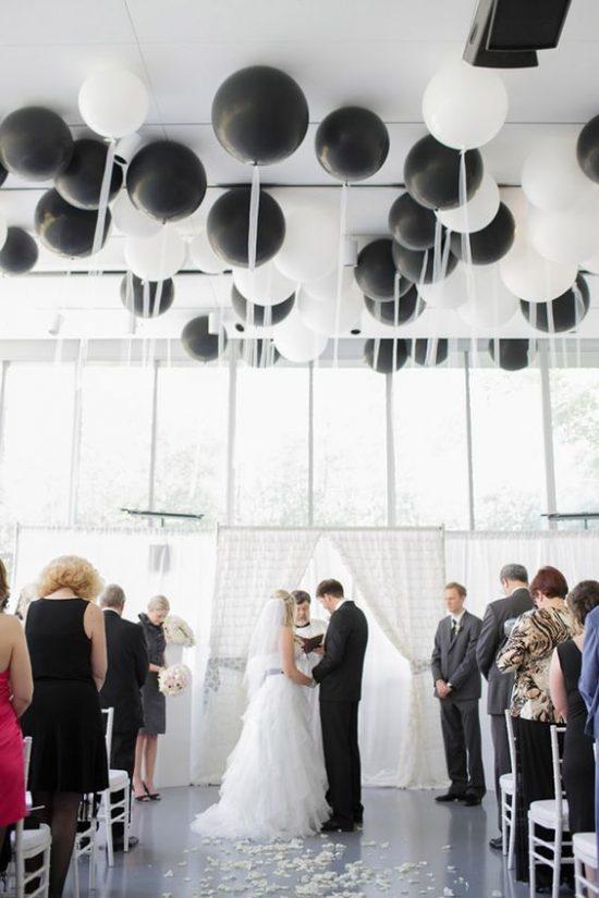 Czarne dodatki ślubne - zdjęcie 13