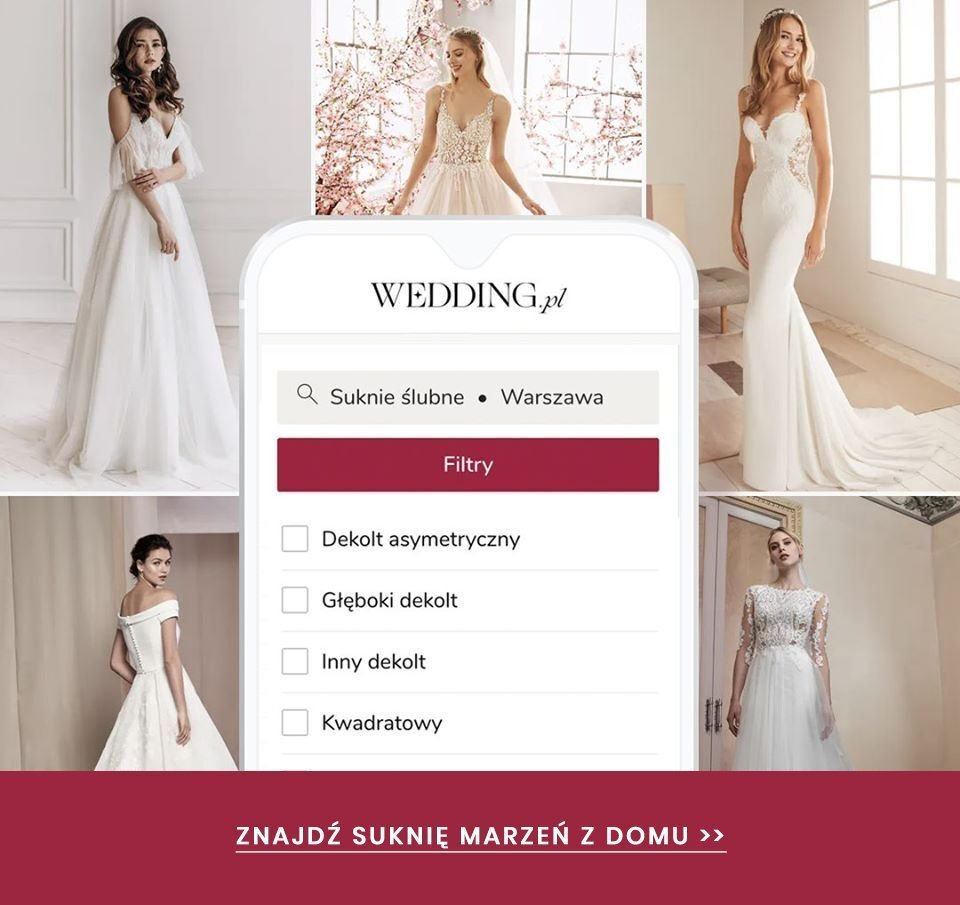 katalog sukni ślubnych online
