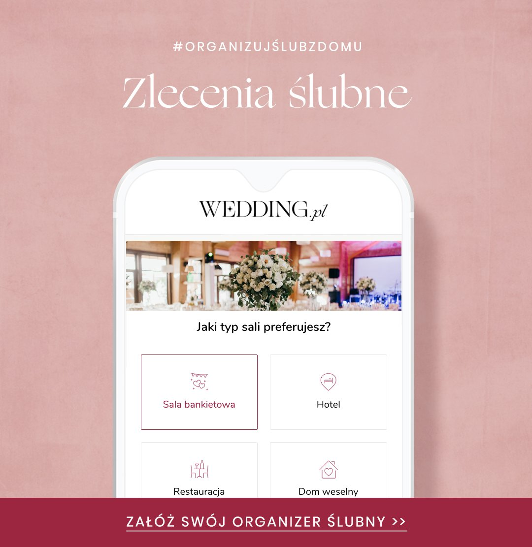 zlecenia weselne Wedding.pl