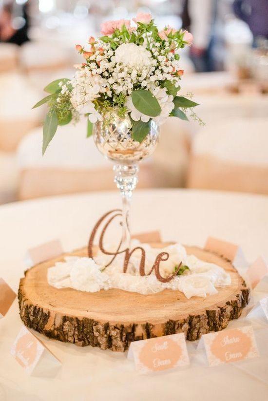 Dekoracje na stoły weselne 16