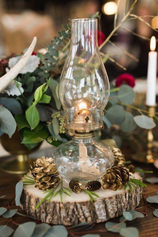 Dekoracje na stoły weselne 17