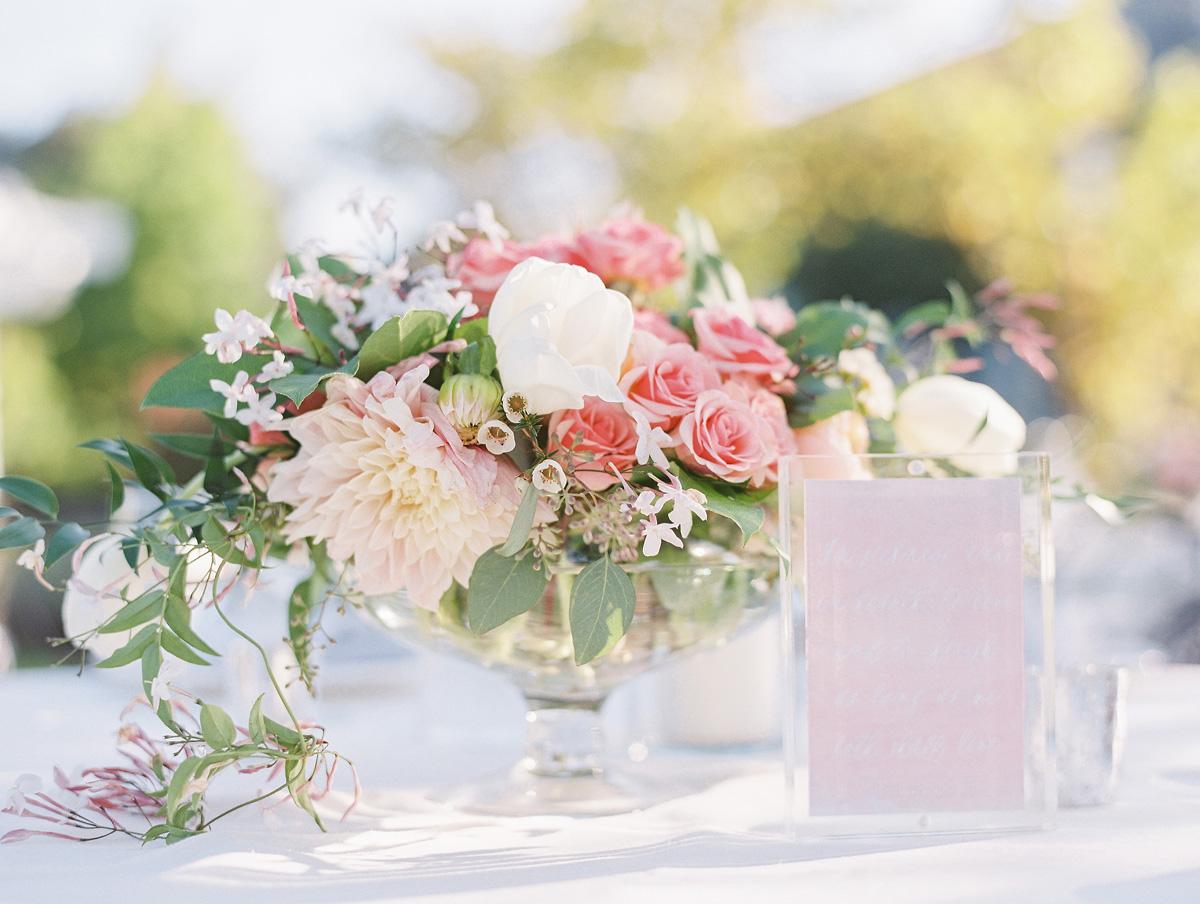 Dekoracje na stoły weselne 24