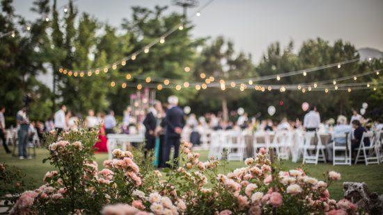 Dekoracje na wesele w plenerze