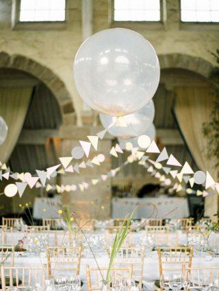 Balony na weselu