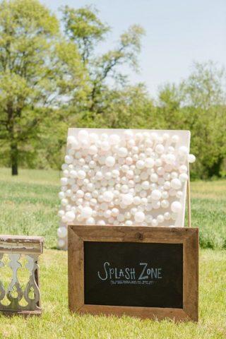 Dekoracje weselne i ślubne z balonów