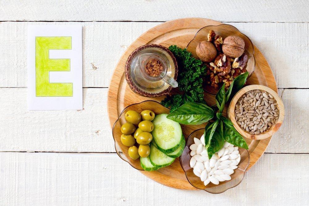 dieta na płodność - witamina E