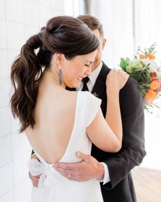 Fryzury na wesele z kucykiem - zdjęcie 16