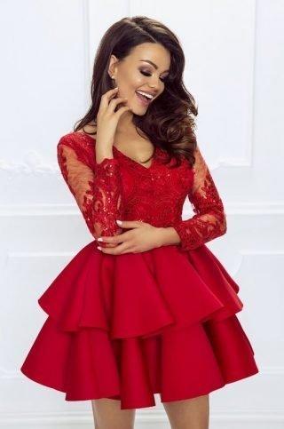 sukienka mini na wesele