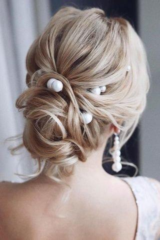 dodatki ślubne 2020 - perły