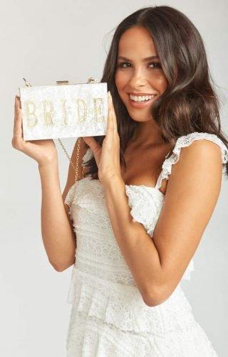 Dodatki ślubne 2020 - torebki
