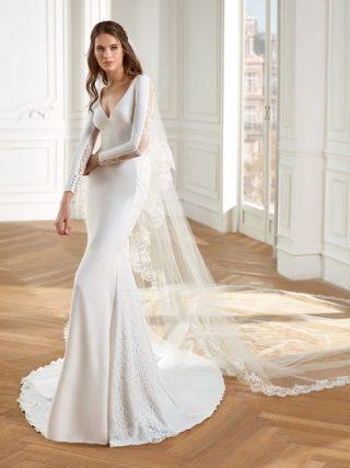 dodatki ślubne 2020 - welony