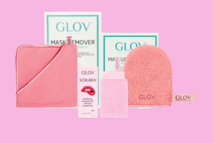 Domowe SPA dla skóry twarzy - GLOV