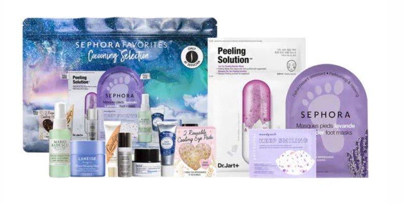 Domowe SPA dla skóry twarzy - Sephora