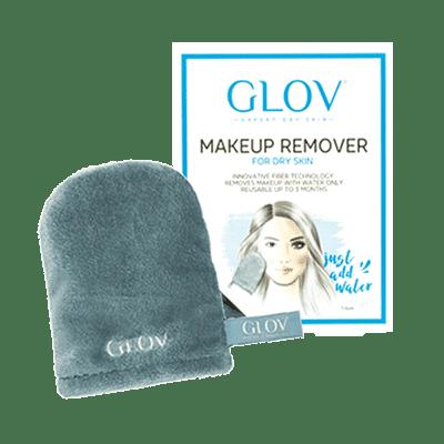 Rękawica do demakijażu skóry suchej GLOV Dry Skin