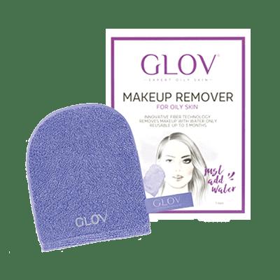 Rękawiczka do demakijażu skóry tłustej GLOV Oily Skin