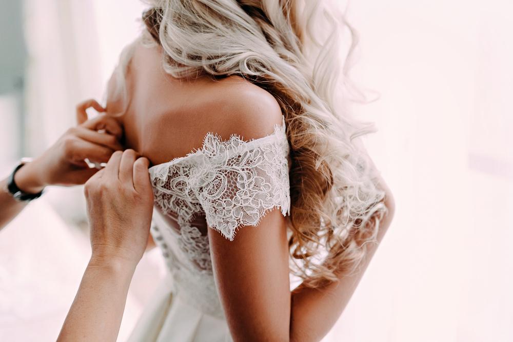 Dwie suknie ślubne - zdjęcie 3