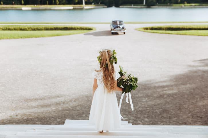 przygotowania do ślubu dzieci