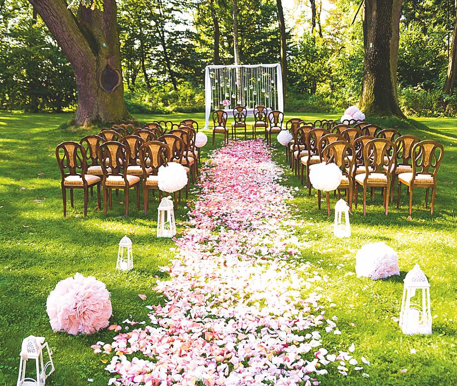 Jak Zorganizować ślub W Plenerze