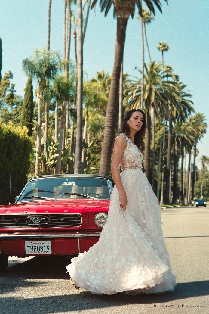 Kolekcja sukni ślubnych Elizabeth Passion 2020