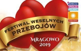 Festiwal Weselnych Przebojów w Mrągowie