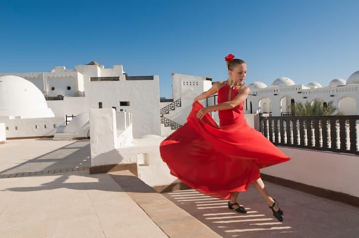 flamenco atrakcje na wesele