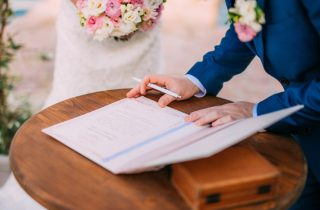 Formalności przy ślubie cywilnym - zdjęcie 2