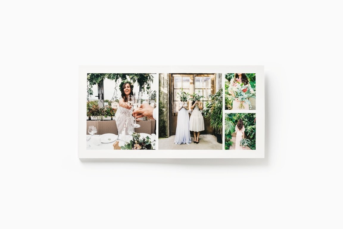 Fotoalbum ze ślubu