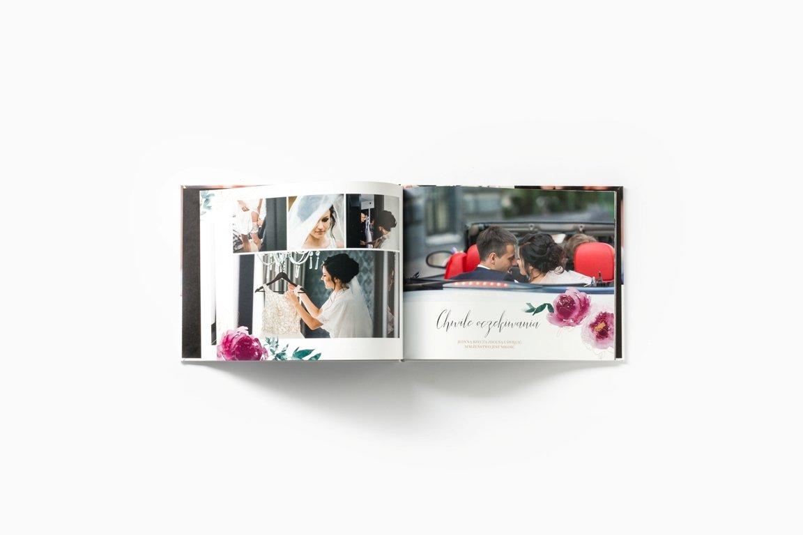 Fotoksiążka ze ślubu