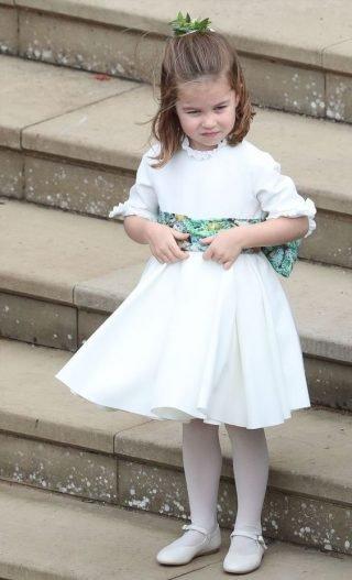 Księżniczka Charlotte - ślub księżniczki Eugenii