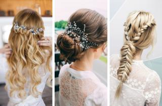 fryzury na wesele 2019