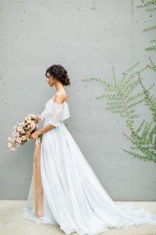 Fryzury ślubne 2020 - upięcia Panny Młodej