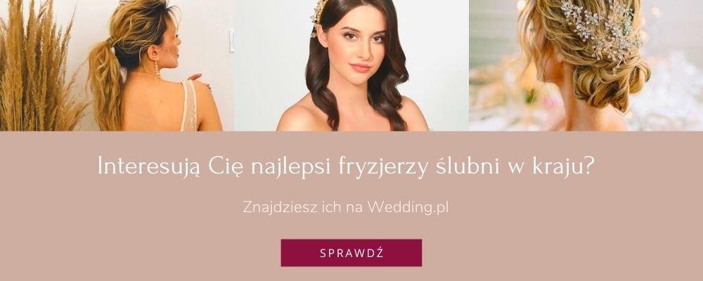 najlepsi fryzjerzy ślubni w Polsce